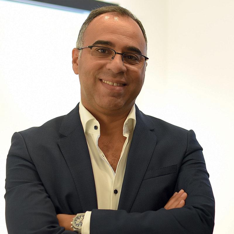 Eng Waleed - IWAN CEO
